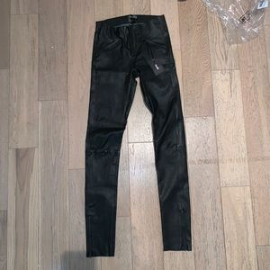 Pants - 100% leather pants from North.dk brand new